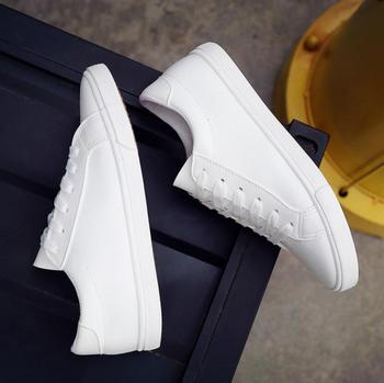New Spring and Summer White Shoes