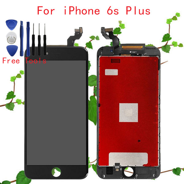 LCD Display Touch Screen Digitizer Replacement Assembly for font b iPhone b font 6s Plus 5