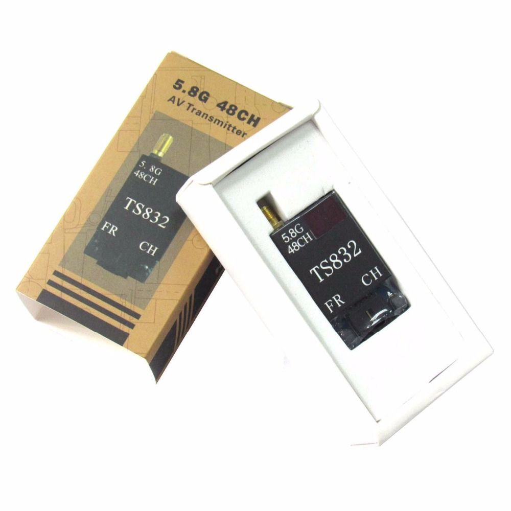 TS832 48CH 5.8G 600mW Wireless Video Transmitter Tx for 5.8Ghz RC Camera <font><b>Drone</b></font> <font><b>FPV</b></font> Quadcopter <font><b>Goggles</b></font> image