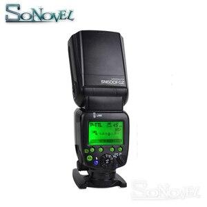 Image 2 - Shanny SN600FGZ P TTL GN60 1/8000 S HSS แฟลชสำหรับ Pentax K100D K200D K 7 K   x K   r K 5 K 01 K 30 K 5 II K 5 IIs K 50 K 500 K 3 II