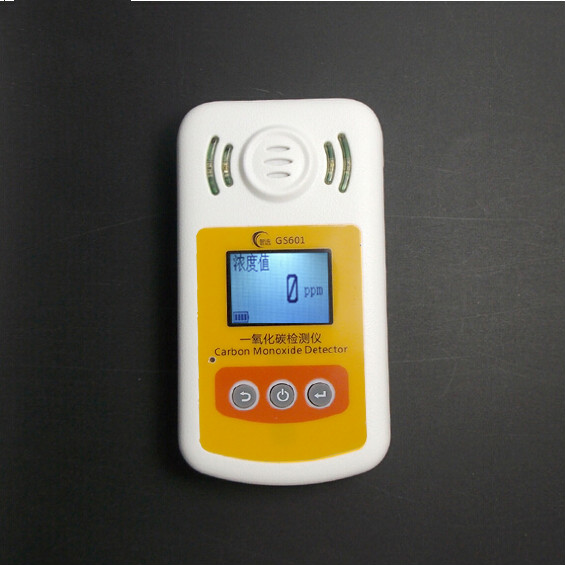 Digital portable Carbon monoxide detector Carbon Monoxide Alarm Digital methane coal gas CO alarm  цены