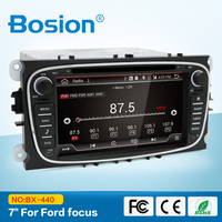 2 Din Android 6 0 Car Dvd Gps Player Car Stereo Radio For Ford Mondeo Focus
