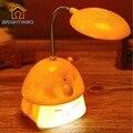 Дети СВЕТОДИОДНЫЕ лампы для чтения led настольные светильники аккумуляторные складной защита глаз настольные лампы ночной свет Работы