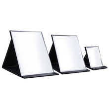 Fordable Portable Stainless Steel Mirror