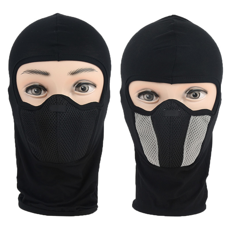 Peacock Feather Cotton Full Face Mask Hood for Motorcycle Cycling Bike Hiking Skateboard Balaclava