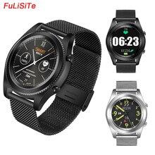 No 1 S9 MTK2502C font b Smartwatch b font ios Heart Rate Monitor Bluetooth Smart Watch