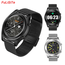 No.1 S9 MTK2502C Smartwatch ios Heart Rate Monitor Bluetooth Smart Watch Sleep Monitor Wristwatch Phone SIM Card for Men Women