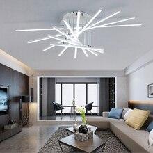 Fashional Sáng Tạo hiện đại LED đèn trần cho phòng khách Phòng Ngủ dẫn đèn trần luminárias para teto lamparas de techo