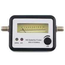Digital Satellite Signal Finder Alignment Signal Satfinder Meter Compass FTA TV Signal Receiver & Finder Wholesale Store