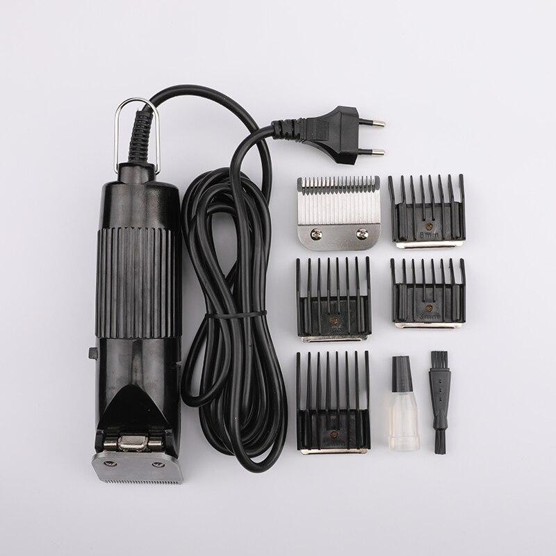 Animal de compagnie chat chien tondeuse à cheveux de haute qualité électrique tondeuse rasoir ensemble coupe de cheveux Machine 2019 professionnel Kit de toilettage Rechargeable