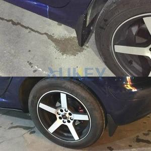 Image 5 - Car Mud Flaps For Peugeot 307 3dr & 5dr Hatchback Hatch 4 Door Sedan 2001 2011 Mudflaps Splash Guards Mud Flap Mudguard Fender