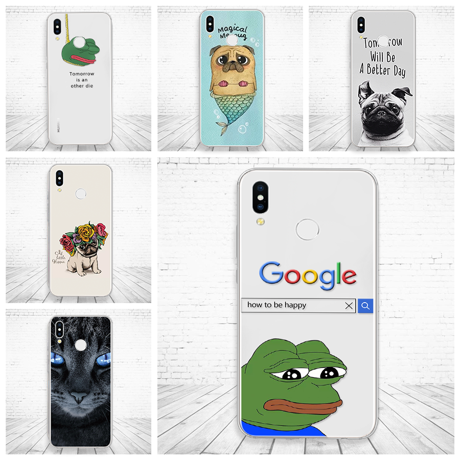 Чехол для телефона Sad Frog для huawei P30 P Smart 2019 P8 P9 P10 P20 P30 Pro Lite 2017 Mini Plus для huawei mate 10 20 Lite Pro