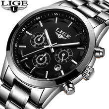 Business Quartz Watch LIGE9875