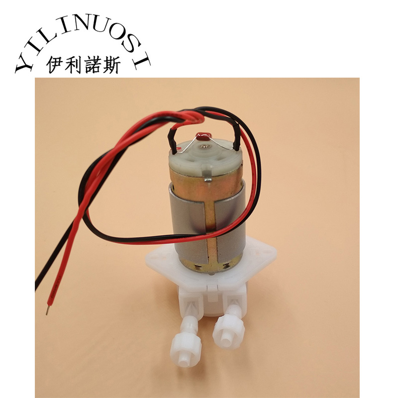 Peristaltic Pump 150ml / min 24V DC Ink Pump for Allwin Xenons DX5 DX7 Inkjet PrinterPeristaltic Pump 150ml / min 24V DC Ink Pump for Allwin Xenons DX5 DX7 Inkjet Printer