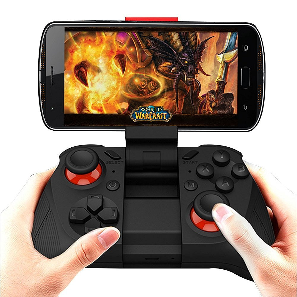 050 Wireless Gamepad Bluetooth 3.0 Gmae Controller Joystick Mini universal Gamepad For Android Phones Android Smartphone TV BOX