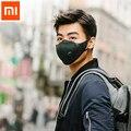 Mais novo xiaomi mijia desgaste ar pm0.3 anti-neblina máscara facial máscaras de ouvido pendurado confortável ajustável