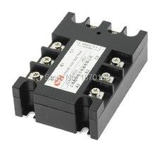цена на Jgx-3380 3.5 - 32VDC masukan 480VAC 80A keluaran DC / AC tiga fase SSR Solid State Relay