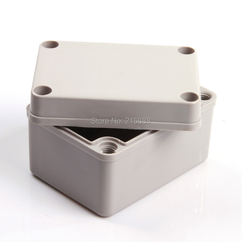 Saip Brand abs plastic enclosure abs plastic enclosure for electronics DS AG 0811 80 110 70MM