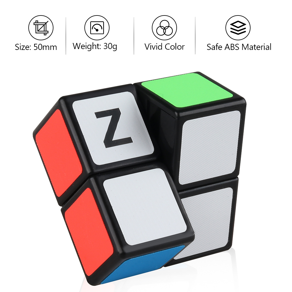 Magic Cubes Cube 2nd 1x2x2 Puzzle Speed Cubes Simple High Speed Puzzles Cubo Educational Antistress Cube Toys For Children Boys Kids Toys & Hobbies