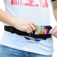 Baseus Waist Phone Bag Pouch For IPhone 6 7 Plus Xiaomi Redmi 4 Pro 4X Note