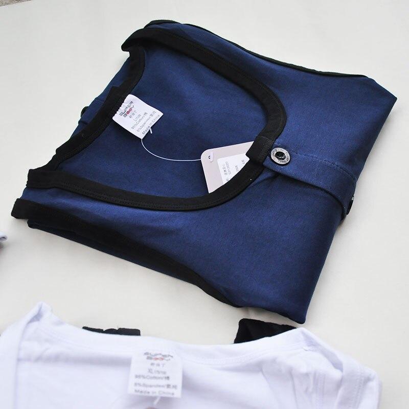 Image 5 - Sexy Undershirt Men bodysuit body cotton lycar Man jumpsuit wresting Suit Undershirts tight shaper gay exotic club jumpsuit-in Shapers from Underwear & Sleepwears