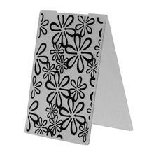 5 Style Plastic Embossing Folder for Scrapbooking DIY Album Card Tool Embossing Folders Template Plastic Cutting Dies
