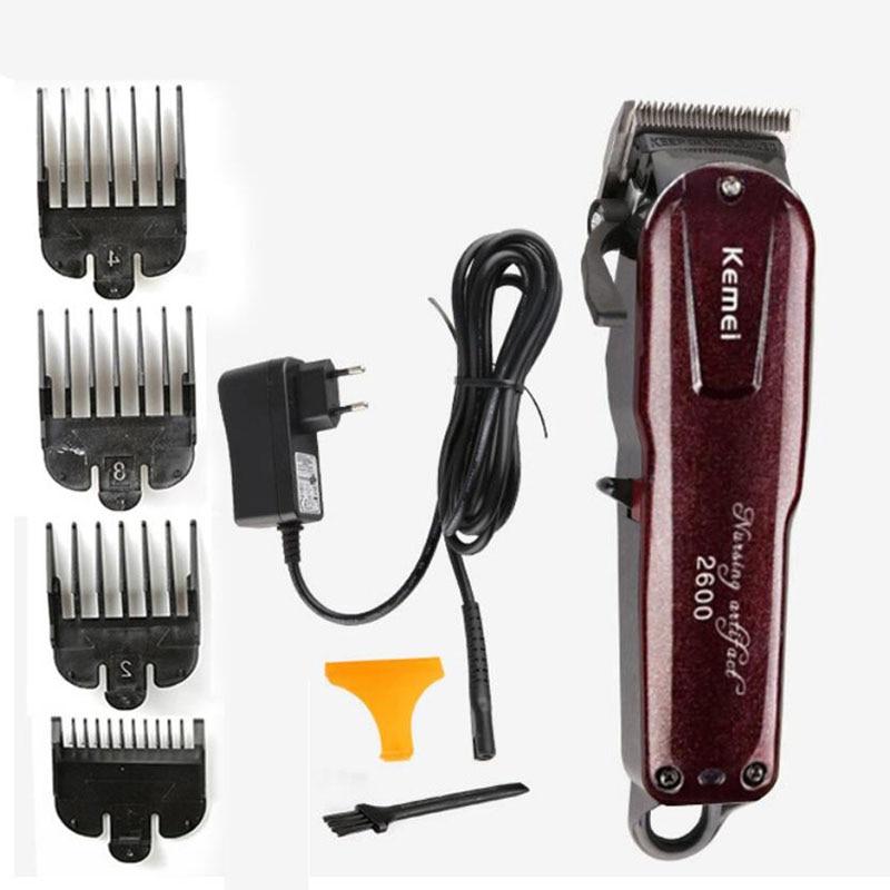 100-240V Professional hair clipper electric hair trimmer powerful hair shaving machine hair cutting beard electric razor