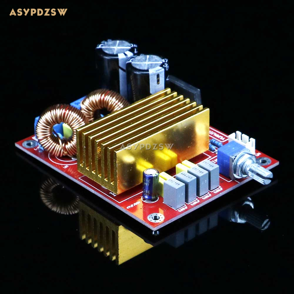 TDA8920 Dual channel Class D digital power amplifier board TDA8920BTH Amplifier finished board 100W+100W 8 ohm fever class single channel lm3886tf power amplifier board finished board can be parallel to the classic circuit
