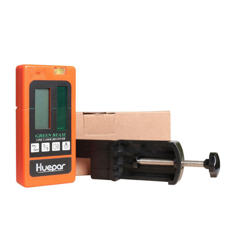 Outdoor Receiver for red and green laser lines Suitable for Levelsure Huepar levels free shipping