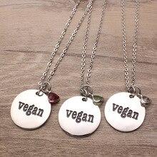 Cute VEGAN Necklace