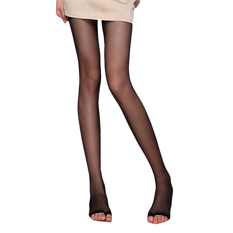 I have been wearing these toeless pantyhose since they first became available. The trick is to pick the color closest to your skin tone. when in doubt, go lighter. There is an opening for your big toe, and another opening for all of the other toes/5(57).