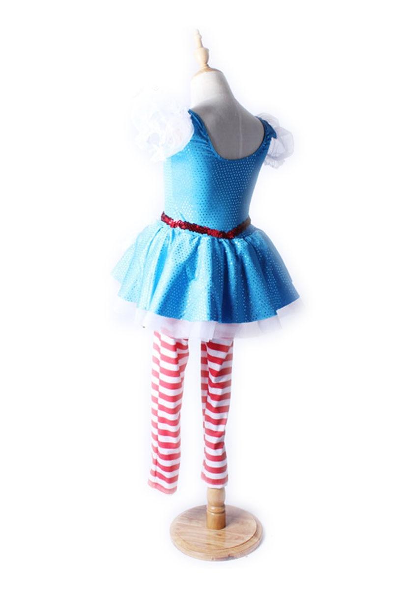 Rudens / žiemos vaikai Moteris Naujosios asmenybės charakterio - Karnavaliniai kostiumai - Nuotrauka 3