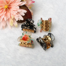 4 Pcs Mini Hair Claws