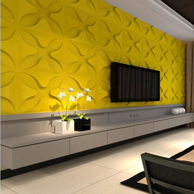 Wallpaper Decor Panel : Pvc wall panel design for bedroom w decal