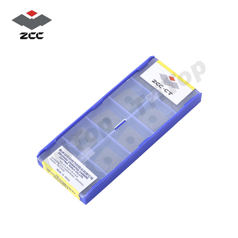ZCC Vágószerszám CNMG120408 -DM YBC252, ZCC.CT cnmg típusú - Szerszámgépek és tartozékok - Fénykép 5
