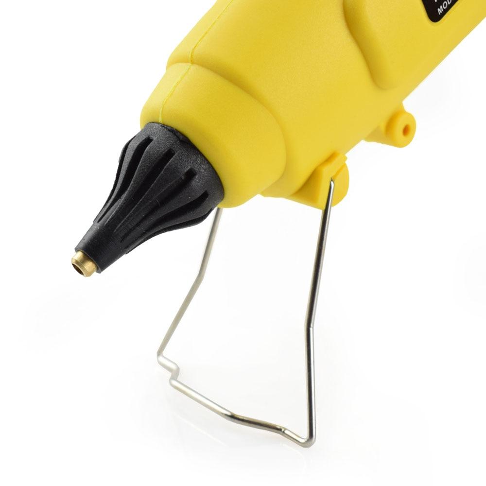 NEWACALOX EU Plug 300W 100-240V Hotmelt Lijmpistool 11mm Lijmstiften - Elektrisch gereedschap - Foto 3