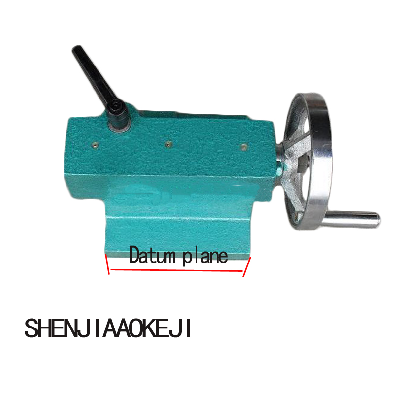 1PC Precision Instrument Tailstock / Flat tail seat 80mm center height Winch instrument, Balance the right place Car repair tool