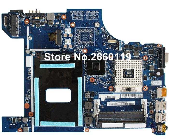 laptop motherboard for lenovo E531 NM-A044 DDR3 system mainboard, fully tested laptop motherboard for lenovo g580 b580 48 4wq02 011 system mainboard fully tested and working well