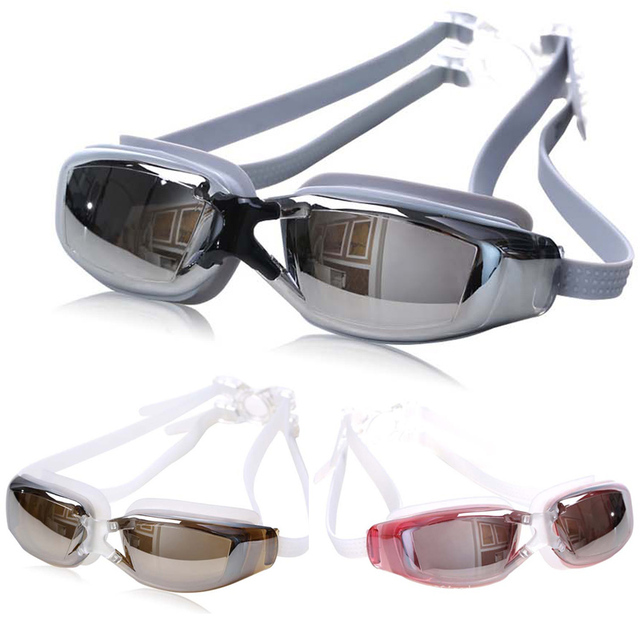 Elite Professional HD Anti-Fog Swim Goggles 5