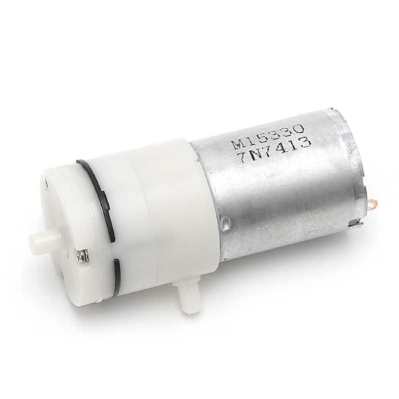 تيار مستمر 12 فولت مضخة فراغية صغيرة الكهربائية مضخات مضخة هواء صغيرة ضخ الداعم لأداة العلاج الطبي