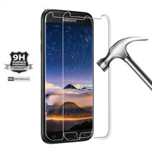 Protective glass for samsung J1 2016 9H 2.5D tempered J3 J5 J6 J72017 J4 J8 2018 2017A3 A5 A7 J7