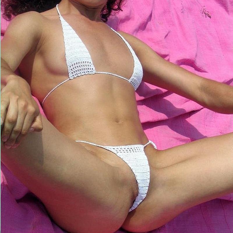 Bikini en foto tangas