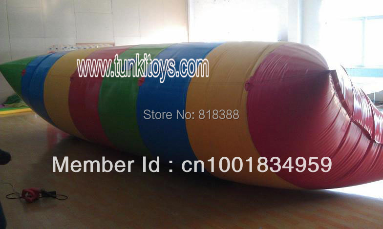 inflatable pillow blob aqua jumping blob inflatable water blob for sale inflatable catapult blob