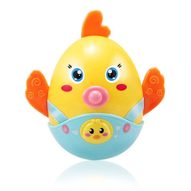 1 pcs baby toys rattles chicks baby mobile educational toys 0 12