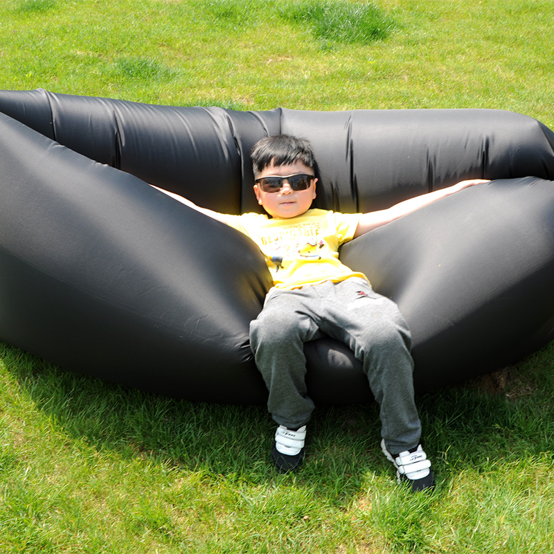 inflatable outdoor furniture. aliexpresscom buy summer 10 second fast inflatable air bed lazy sofa bag for camping beach outdoor garden furniture lounger chair office sleep from l