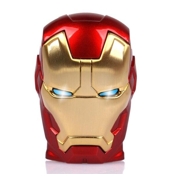 """""""Iron Man"""" USB atmintinė 128GB 512GB 1TB atminties kortelė """"Mini USB"""" atminties kortelės disko pavara Išorinė atmintinė Pendriver 32GB / 64GB Driver 2.0"""