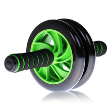Green Fitness Wheel