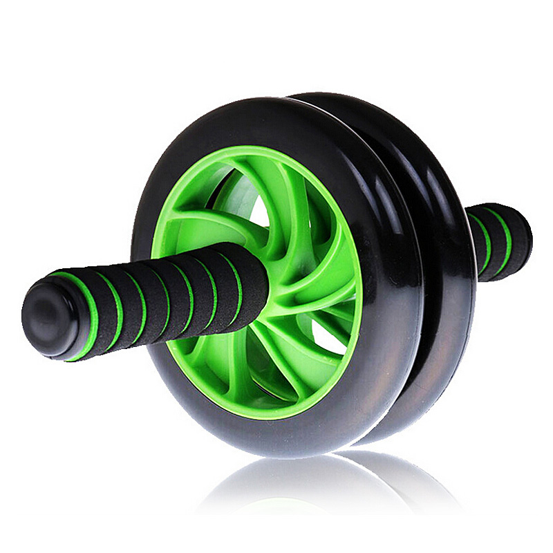 Roda de Exercício Abdominal Abs Corpo Ginásio de Treinamento de Força de Fitness Máquina De Rolo 88 B2C Loja