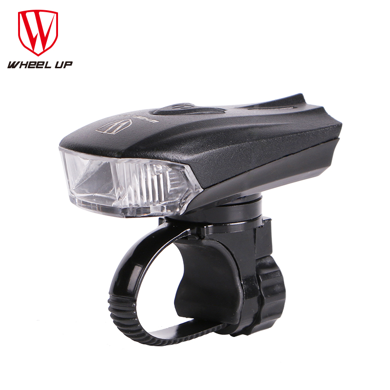 WHEEL UP 2017 LED USB Rechargeable Bike Light Front Bicycle Head lights Waterproof MTB Road Cycling Flash light Touch Night Safe