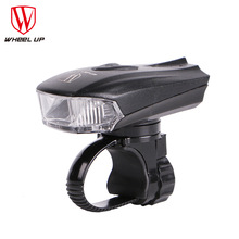 WHEEL UP 2017 LED USB Rechargeable Bike Light Front Bicycle Head-lights Waterproof MTB Road Cycling Flash-light Touch Night Safe